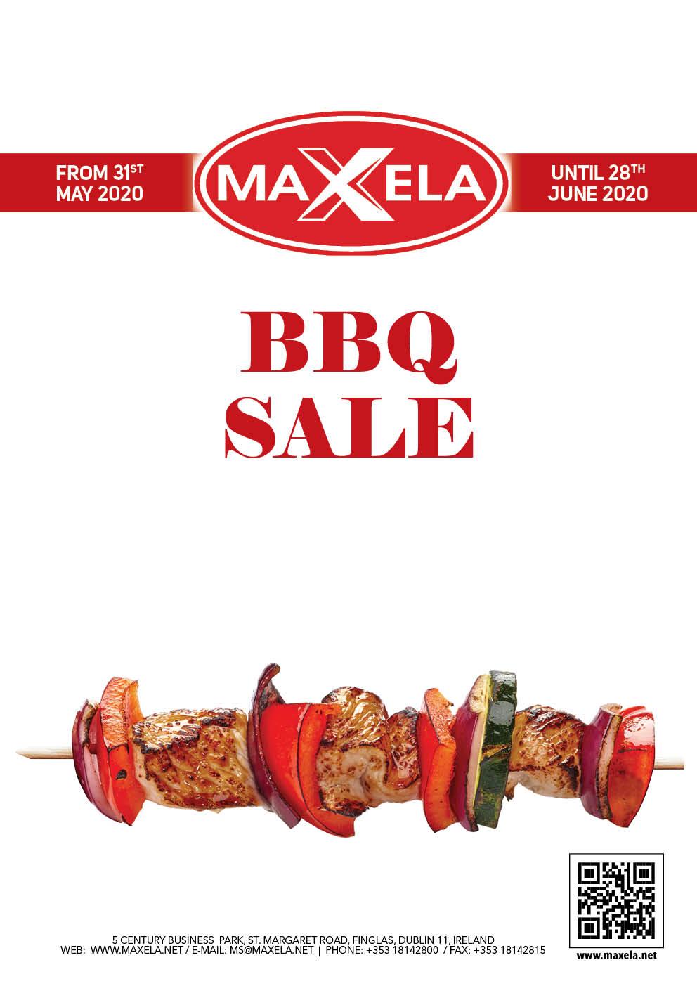 BBQ Sale 2020